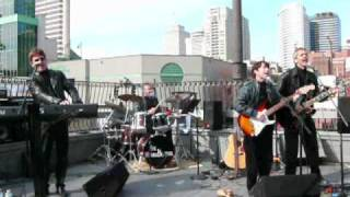 WannaBeatles Rooftop Performance in Nashville
