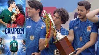 ¡Rey logra el campeonato con los Búfalos!   La jefa del campeón - Televisa