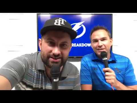 Sports Life With Jay Recher - Bolts Breakdown with Jay Recher and Bryan Burns 4/1/19