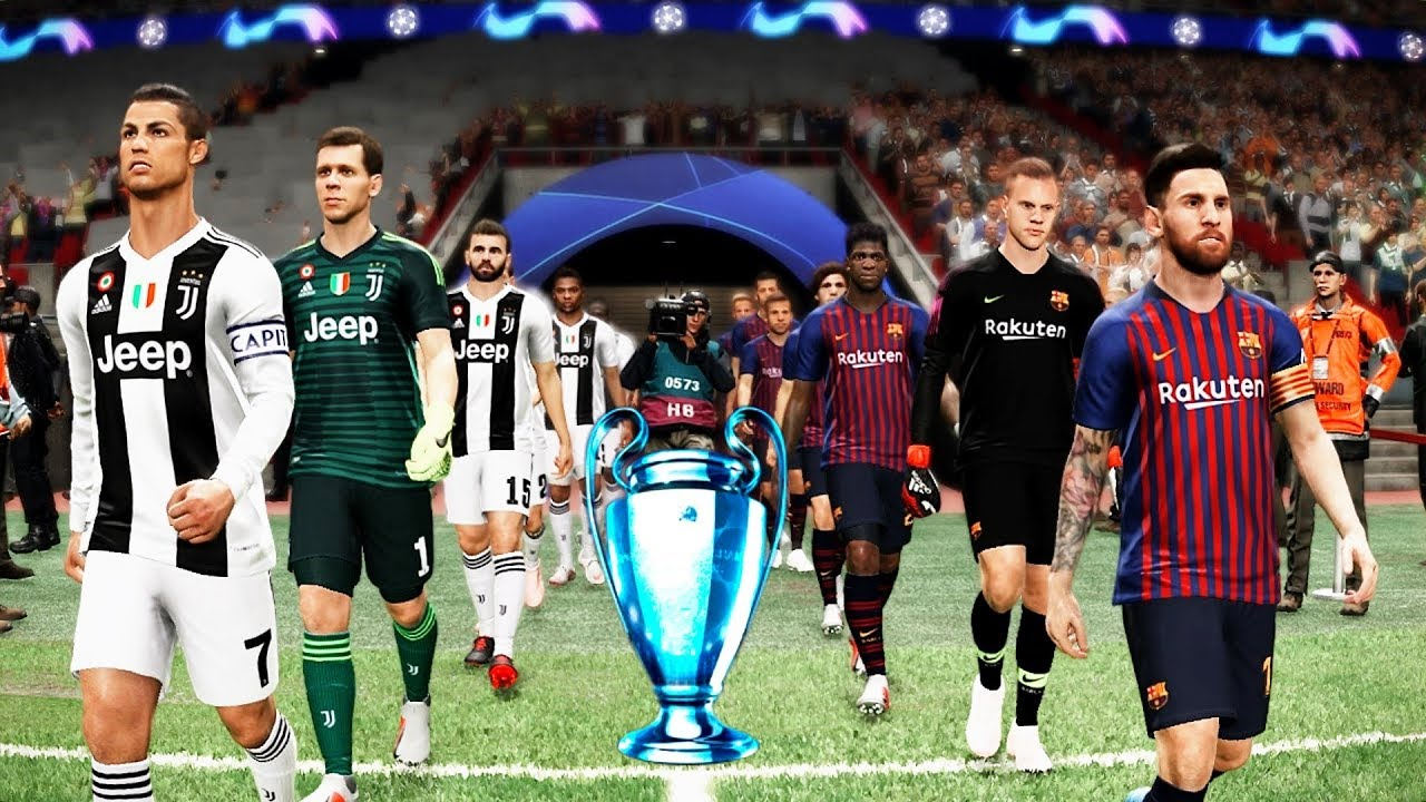 Uefa Champions League Final 2019 Barcelona Vs Juventus Youtube
