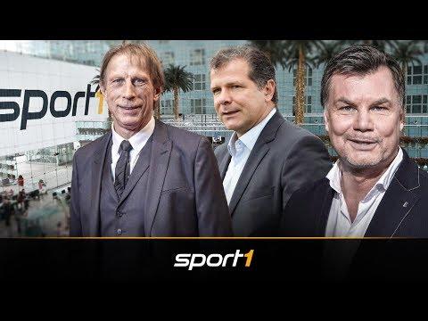 Ganze Folge CHECK24 Doppelpass mit Andreas Möller und Christoph Daum | SPORT1