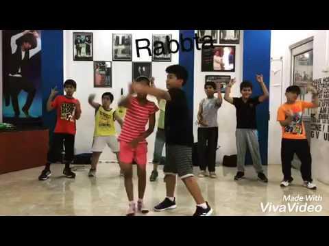 Main Tera Boyfriend Dance Choreography | By | raj shah