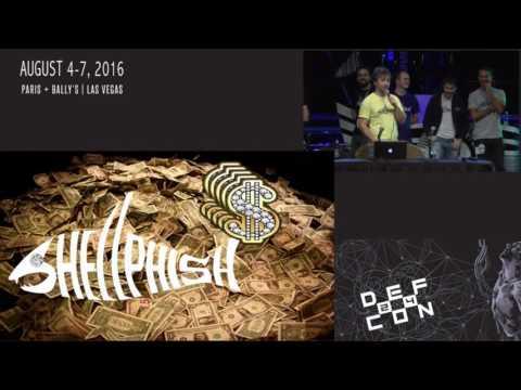 DEF CON 24 - Shellphish - Panel: Cyber Grand Shellphish