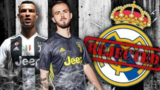 Miralem Pjanic Turns Down Real Madrid Move Because Of Cristiano Ronaldo! | Futbol Mundial
