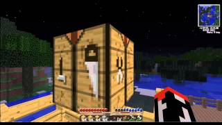 Fishing Simulator 2013 [Minecraft] | Episode 1 | The tent of doom