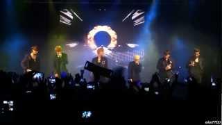 [HD fancam] 130209 Teen Top - Shake It! @ Trianon, Paris