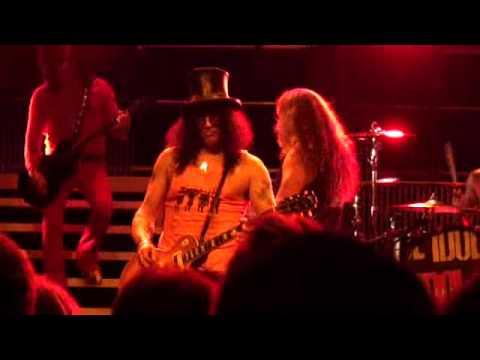 Billy Idol & Slash - Riviera Chicago: LA Woman