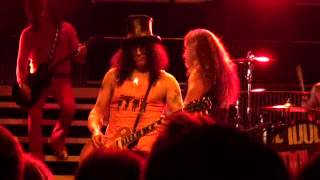 Video Billy Idol & Slash - Riviera Chicago: LA Woman download MP3, 3GP, MP4, WEBM, AVI, FLV November 2018