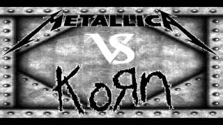Download Metallica Vs. Korn - Coming True (Mashup) MP3 song and Music Video