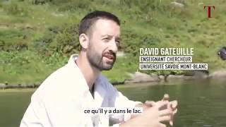 David Gateuille protocole scientifique lac Pormenaz PLASTILAC
