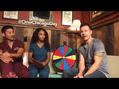 OneChicagoDay 2018 with Brian Tee, Yaya DaCosta and Jon Seda