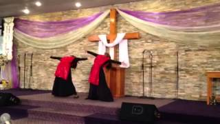 BOL Dance Ministry - ( Greater is Coming by Jekalyn Carr)