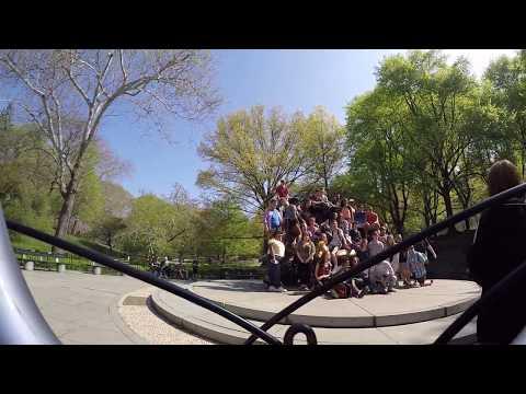 GoPro Bike Tour - Central Park - New York City