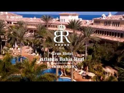 Gran Hotel Atlantis Bahia Real Fuerteventura Canary Islands Youtube