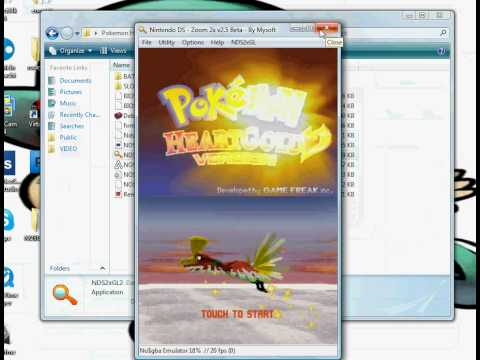 how to get pokemon heartgold on iphoe