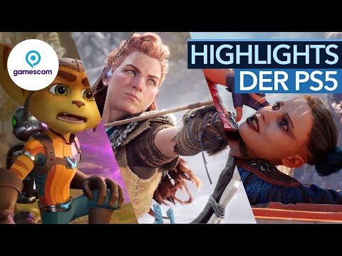 Cyberpunk 2077, Horizon: Forbidden West, Godfall & Co. – Spiele-Highlights für PS5 #gamescom2020
