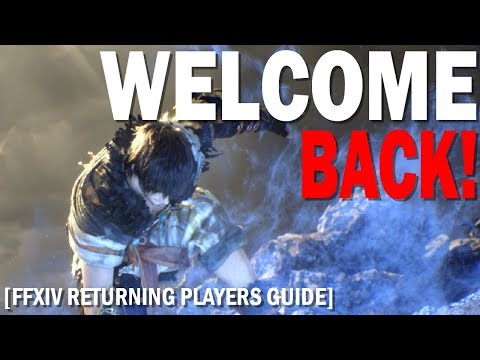 FFXIV Returning Players Guide | 101 New Player Guide