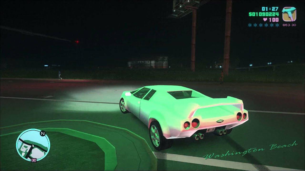 GTA: Vice City ENB series mod version 2 0