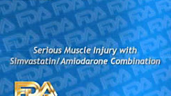 Serious Muscle Injury with Statins
