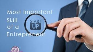 The Mindset of Startup Entrepreneurs