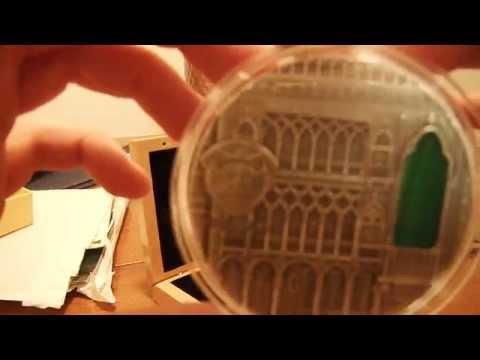 2013 Venetian Gothic 2oz silver coin