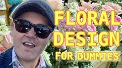 Flower Arranging Tutorial For Beginners / Easy Floral Arranging Hacks ( Astra's Place )