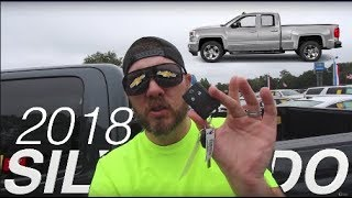 All New 2018 Chevrolet Silverado LT | Truck Vlog & Walkaround Review | Extended Cab