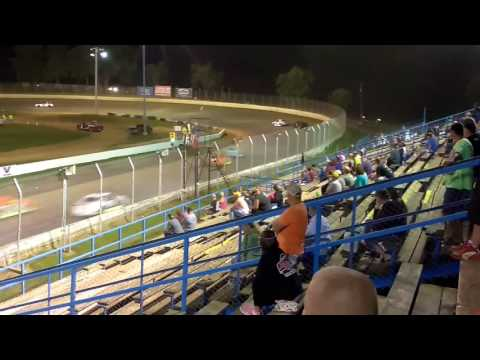 Hornets feature race at Florence speedway 7/29/17