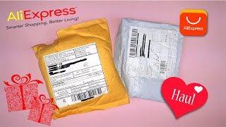 HAUL UNBOXING Aliexpress: piccole novità e sorprese per voi #haulaliexpress #iloveshopping