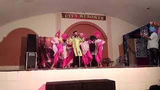 Best parfomance by jatt Di akl Team mangrha live show Entertainment (Apra)