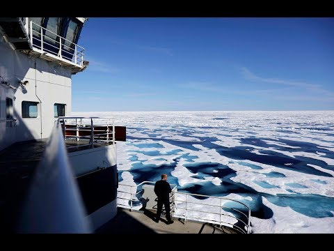 Global Journalist: Arctic shipping grows as ice melts