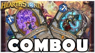 HEARTHSTONE - O LOA DO SACERDOTE! (O RINGUE DO RASTAKHAN)