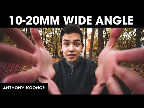 My NEW Wide Angle Lens! | Nikkor 10-20mm AF-P VR Test Shots And Review