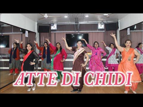 Aate Di Chidi | Neeru Bajwa | Amrit Maan | Easy Dance Steps | Choreography Step2Step Dance Studio