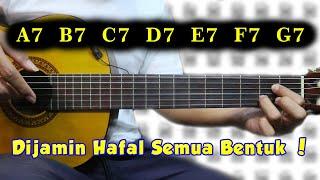 Tutorial Chord 7 | Mudah Dipahami dan Lengkap!