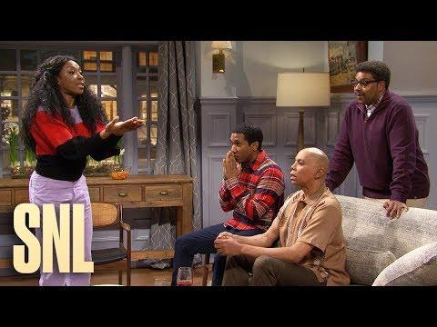 Family Charades - SNL
