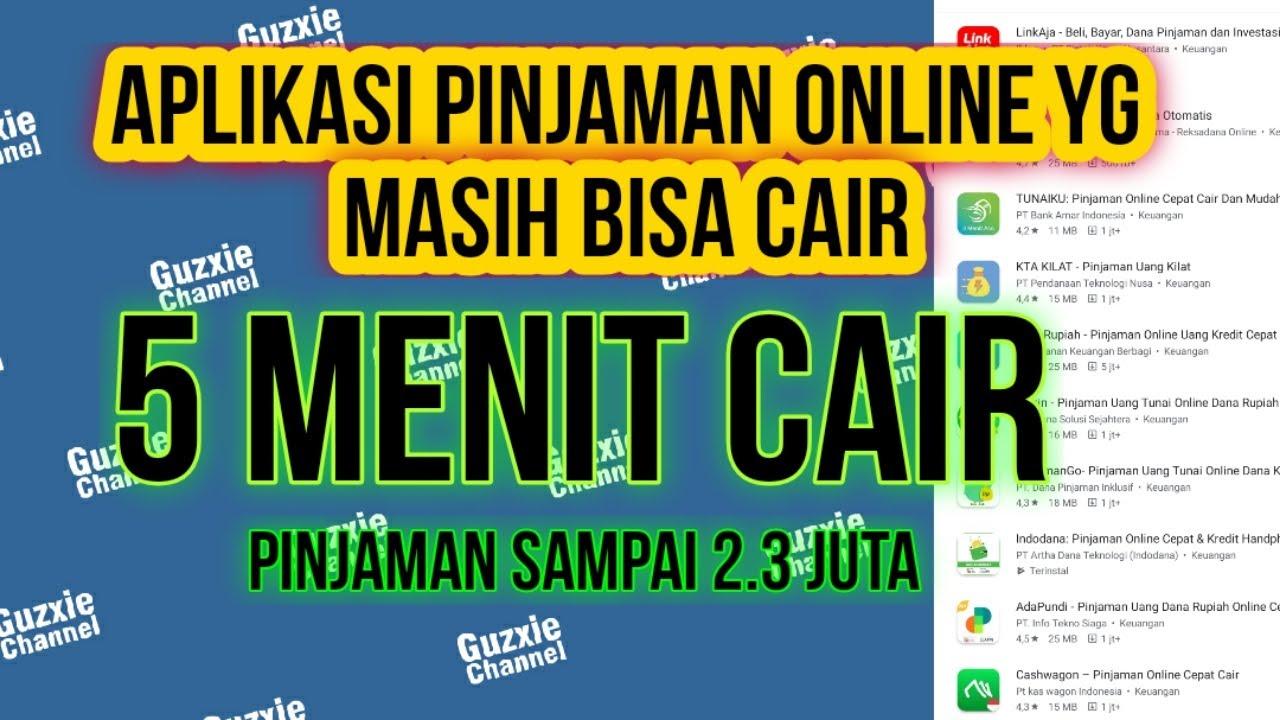 Pinjaman Online Langsung Cair Hanya 5 Menit Youtube
