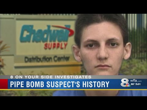 PM Tampa Bay with Ryan Gorman - Wimauma Woman Accused of Making Pipe Bombs Has History of Mental Illness