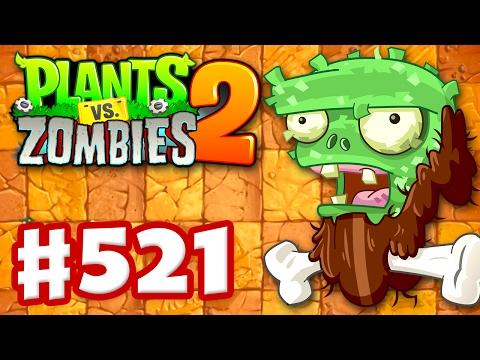 Plants vs. Zombies 2 - Gameplay Walkthrough Part 521 - Jurassic Pinatas! (iOS)