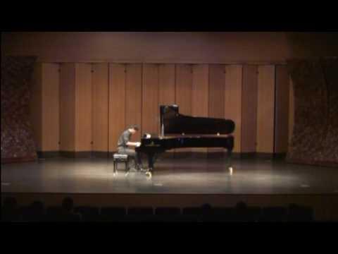 Liszt : La camponalle/康峰慎(Kang Feng Shen)