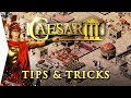 Caesar III ► 10 Basic Tips & Tricks Guide - [City-building Doctor]