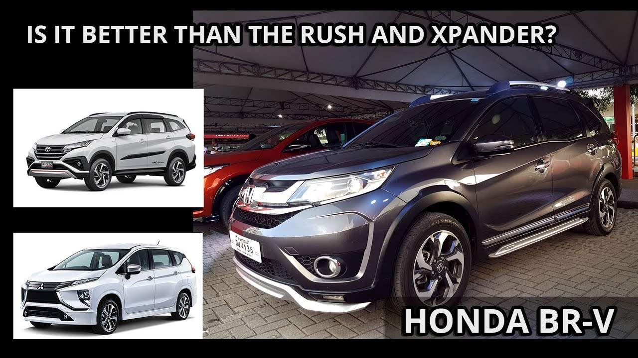 2019 Honda Brv 15v Review Is It Better Than The Rush And Xpander