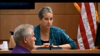 Jodi Arias Trial : Day 42 : Juan Martinez Vs. Alyce LaViolette : Part 1 (No Sidebars)