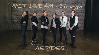 [Dance Video] NCT DREAM - Intro \u0026 Stronger cover dance by AERIDES
