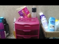 Everyday makeup products!