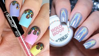 Amazing 22 Nail Art Designs | New Nail Art Compilation July 2018 by MUA DIY
