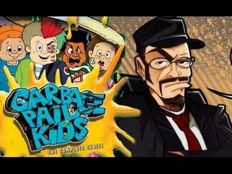 Nostalgia Critic: Garbage Pail Kids