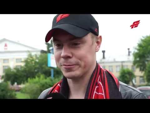Евгений Медведев: Приятно вернуться в Россию и продолжить карьеру в Омске!