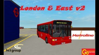 London & East v2 ~ Roblox ~ UPDATE