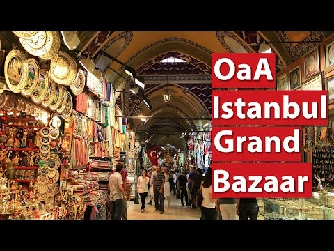Out and About Istanbul: Grand Bazaar